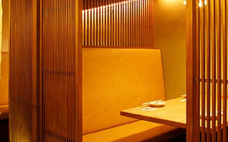 【4名様用】ソファー半個室×2席