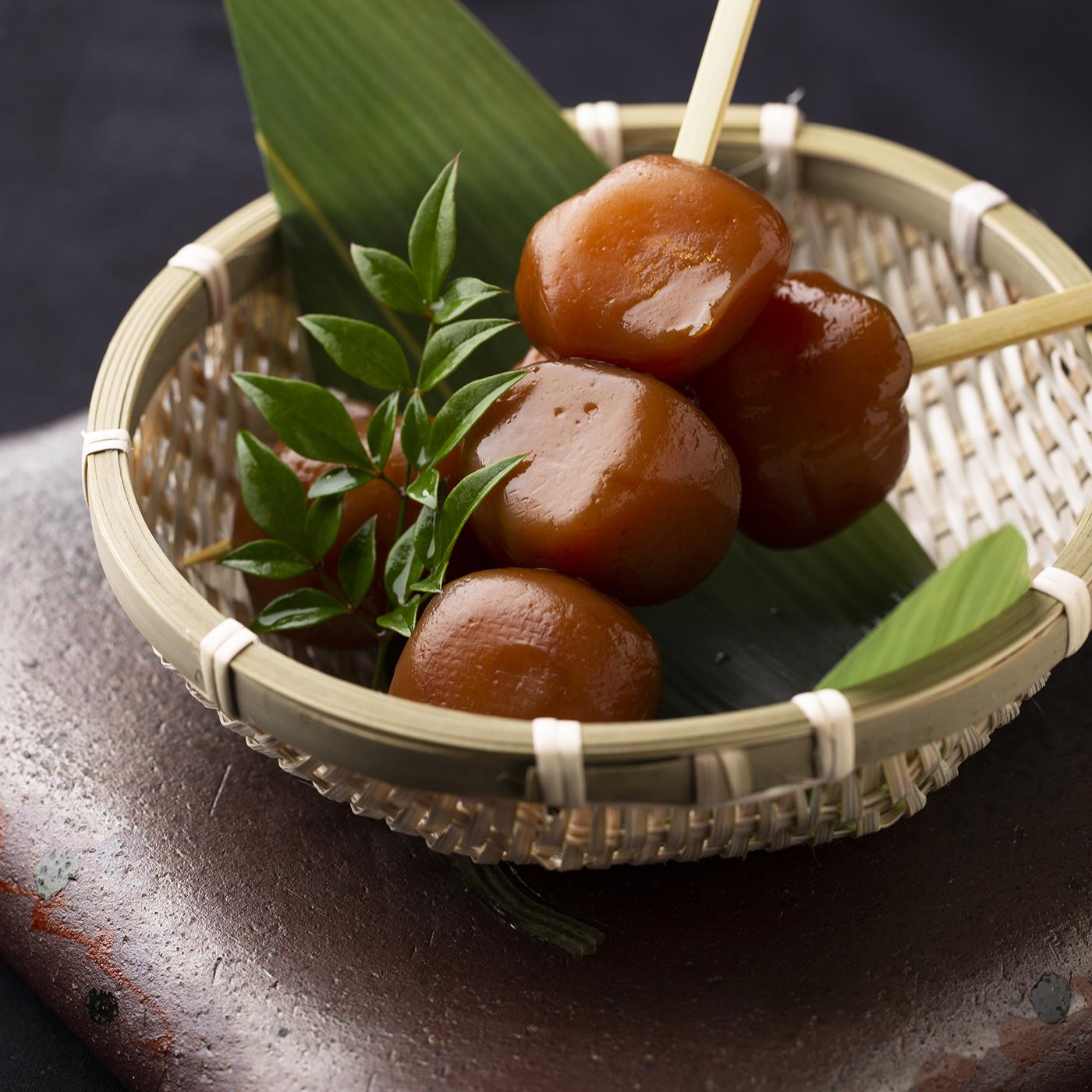山形県 玉こんにゃくの醤油煮 580円(税込)